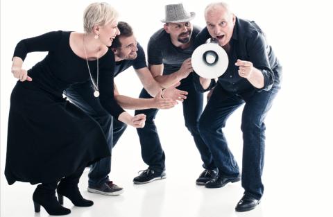 Jamie Marshall´s Amplified Acoustic Band míří také do Hostivice