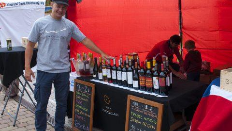 In vino Hostivice 2018: jiné, velké a už popáté